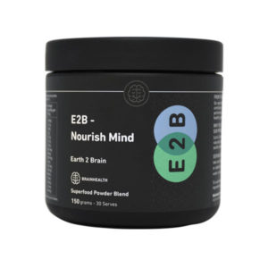 E2B Nourish Mind cognitive supplement brain vitamin